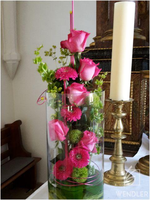 Hochzeitsfloristik Blumen Wendler Floristik Gartnerei Im